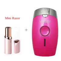 laser hair removal machine painless IPL Hair Removal laser Epilator Device Facial Hair Remover Armpit Bikini with Mini Razor