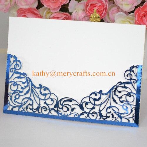 Cheap Unique Wedding Invitations: Popular Royal Blue Weddings-Buy Cheap Royal Blue Weddings