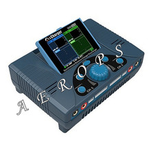 Aerops ICharger 308Duo 1300W 2*6S 30A RC Car and Helicopter Power Supply Synchronous Lipo Battery Balance Charger/ Discharger