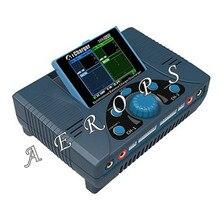 Aerops cargador de batería para coche y helicóptero a control remoto, fuente de alimentación de 1300W, 2x6S, 30A, cargador de batería Lipo síncrono, descargador