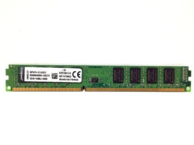 Оперативная память DDR3 2/4/8 Гб – 667/800/1333/1600 мГц (б/у), Kingston