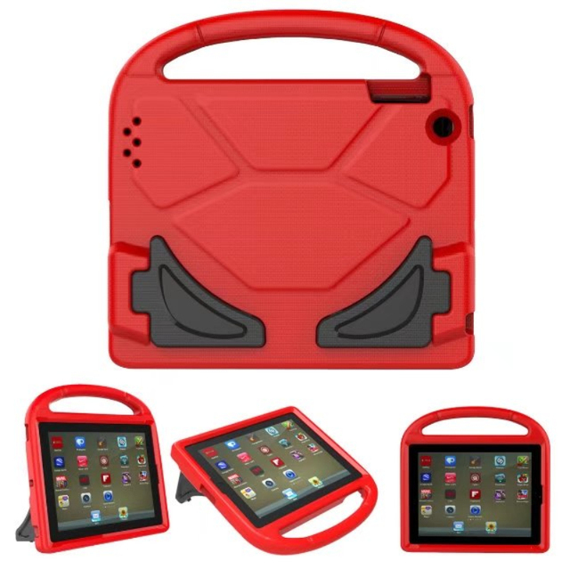 huge discount a1993 aafaa US $14.76 9% OFF|Safe EVA Shockproof Case for iPad 2 3 4 Cover Cool Handle  Stand Tablet Kids Case for funda iPad 2 Case ipad 3 cover ipad 4 cases-in  ...
