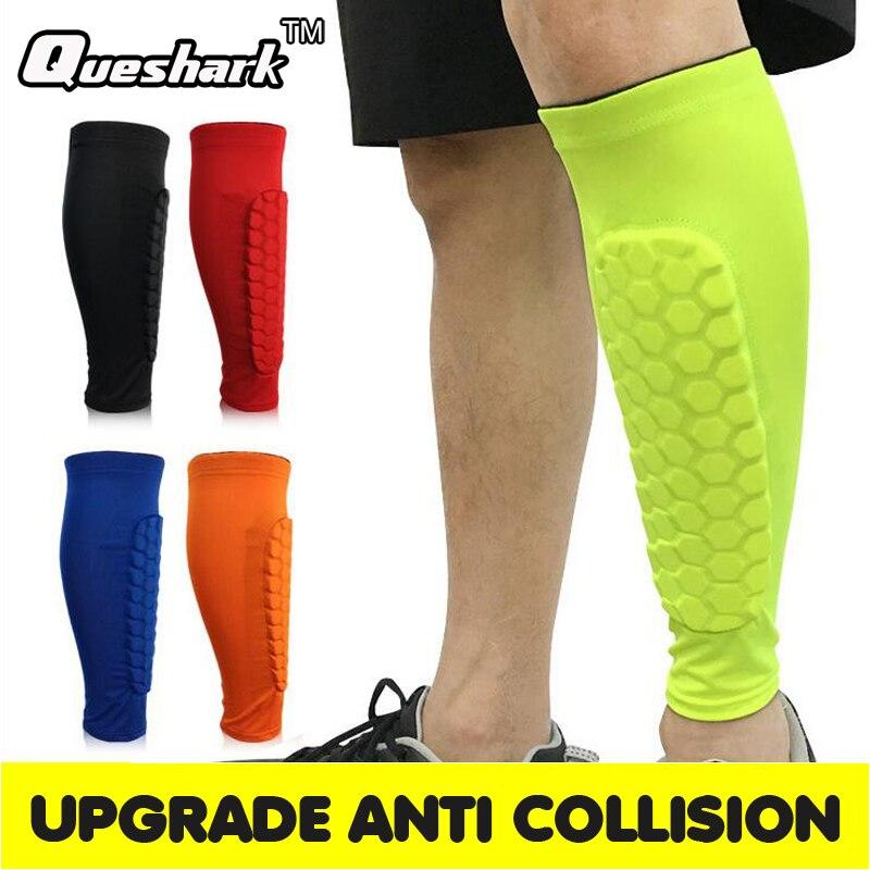 2 piezas corriendo pantorrilla calcetines de compresión baloncesto pierna manga apoyo del becerro Protector deportes ciclismo calentadores de fútbol espinillera