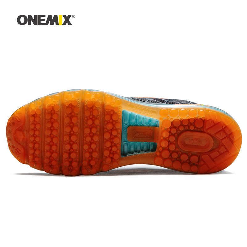 ONEMIX/мужские кроссовки для женщин; Хорошие кроссовки для бега; спортивные кроссовки; цвет темно-синий; Zapatillas; спортивная обувь; Max Cushion; Прогулочные кроссовки; 7