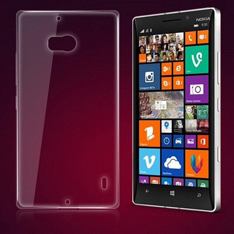 Новый прозрачный ультра тонкий мягкий ТПУ Силиконовая сотовый телефон Обложка кожа чехол для Nokia Lumia 950 N950 случае