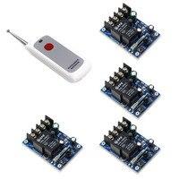 DC 12V 24V 36V 48V Wireless Remote Control Switch 1CH 40A Relay Radio Light Switch Remote