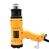 1600W AC220V Electric Heating Element Hair Dryer Bort Hot Air Soldering Station Air Gun Heat Gun Pneumatic Tool Building Machine