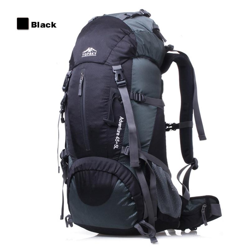 45L 60L 65L Sports Travel Internal Frame Backpack Hiking Bag Rucksack Outddoor
