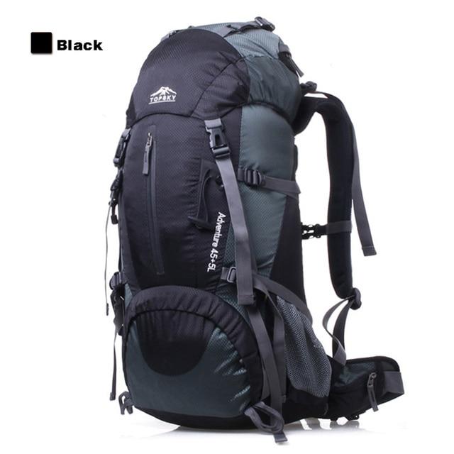 40L-60L Camping Outdoor Hiking Backpack Multi-function External Frame Climbing Bag Backpack Rucksacks Travel sports bag