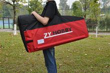 70CC szárny táska 86-93 cm-es 3D-s síkhoz (50-70 CC) Repülőgép szárny védelme tartható 2 szárnyakkal Pocket