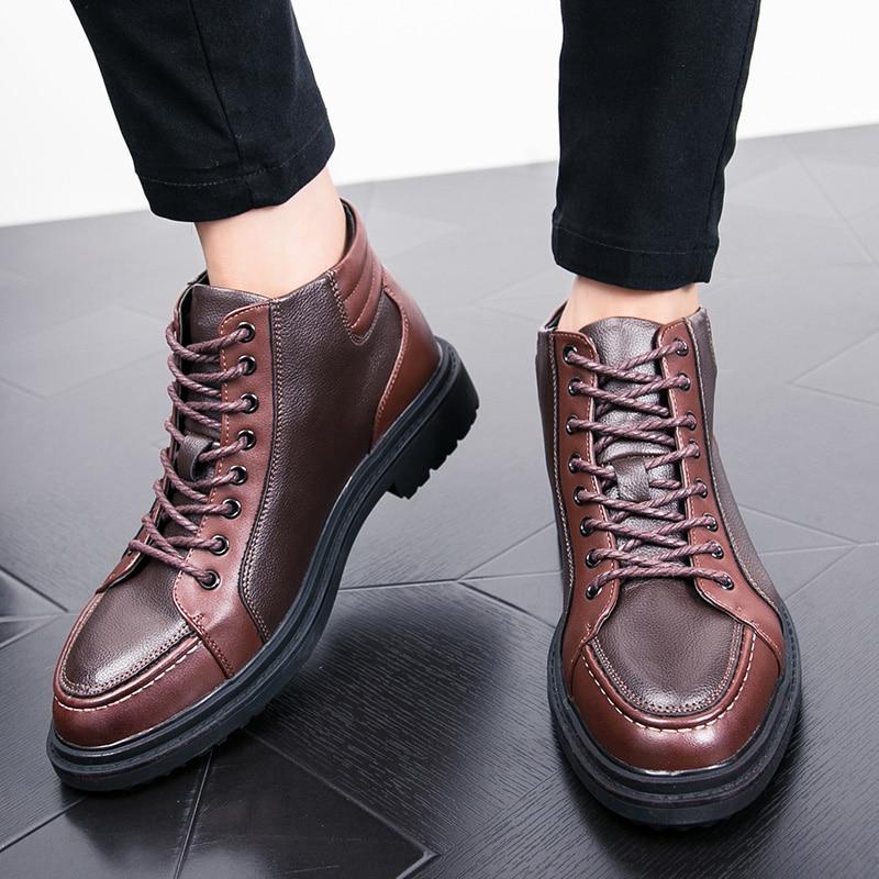 italian cool unique men motorcycle boots shoes luxury brand men's leather high top dress moccasins designer oxford shoes for men (15)