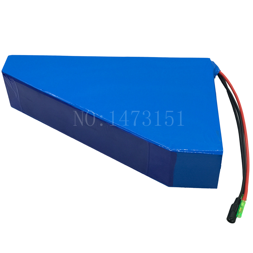 Free customs tax 48V 15AH Lithium battery 48V 15AH electric bicycle battery 48V750W 1000W electric scooter battery with charger