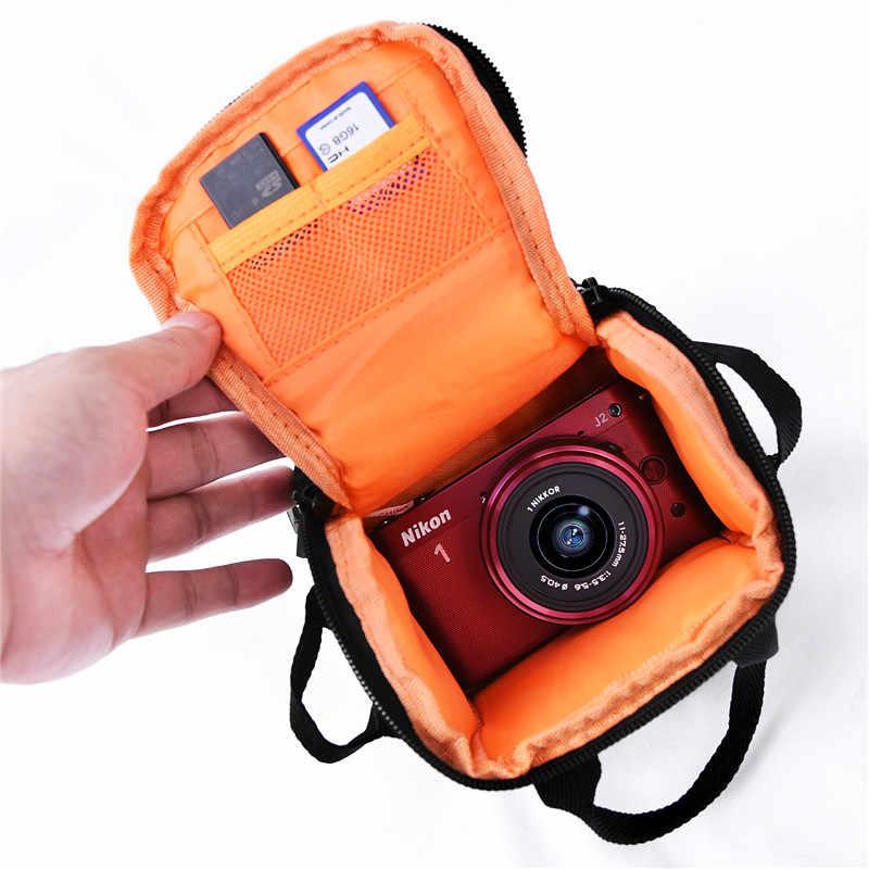 Fosoto R2 Водонепроницаемый сумка стабилизатор для камеры Сумки сумка чехол с ремешком для подходит небольшой одноножный nikon Coolpix P530 P520 L840