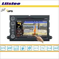Liislee для Ford F 150 2004 ~ 2011 Автомобильная Мультимедийная система S160 Радио стерео CD DVD ТВ gps Nav Navi навигация HD сенсорный экран