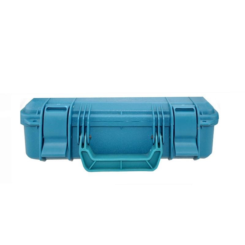SQ3527 Custom Plastic Equipment Engineering Pp Material Tool Case