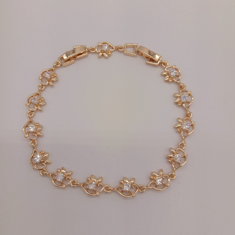 1 Piece Women Jewelry New Trendy 21CM Long Gold Color Fashion ...
