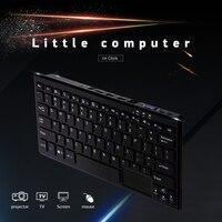 Minipc Windows 10 Intel 1 33Ghz Atom Z3735F Emmc HDMI VGA Wireless Mouse Keyboard Mini Pcs
