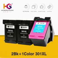 301XL Refill Ink Cartridge Black Replacement for HP 301 xl for hp301 for Deskjet 1010 1510 1512 1514 2050A 2540 3052