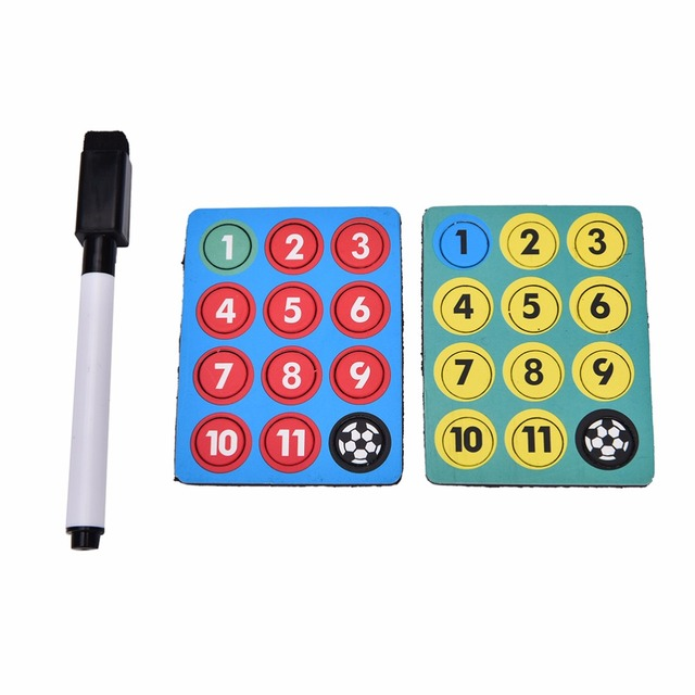 Soccer Tactical Match Training Board Kit