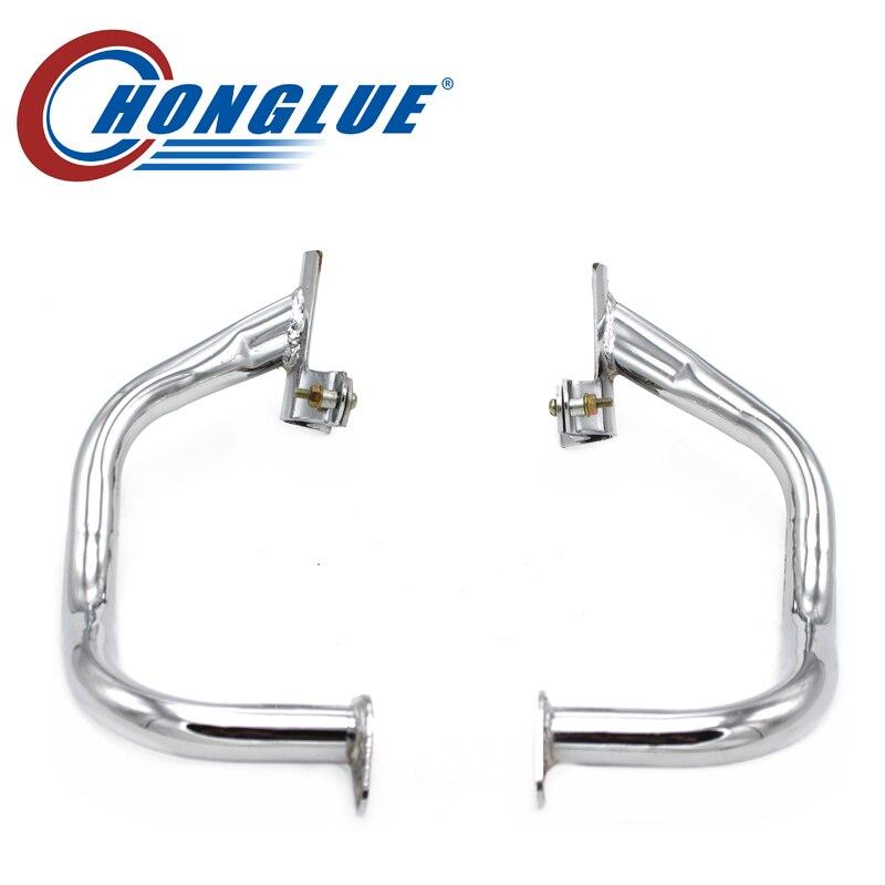 honglue Motorcycle Stainless Steel Crash Bar Frame Engine Protection Frame For HONDA CB400 NC31/CB400SF 1992-1998
