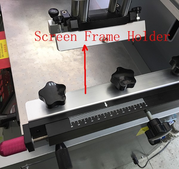 screen frame holder