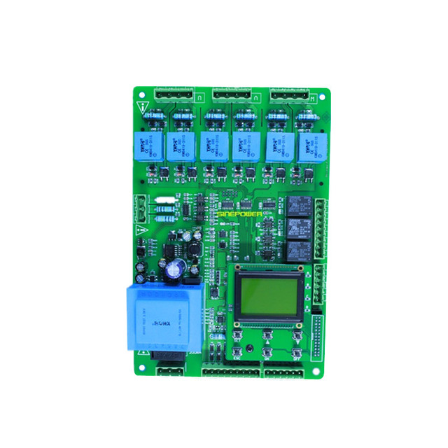 industrial battery charge controller thyristor triggering board 3 phase six  pulse scr power regulator