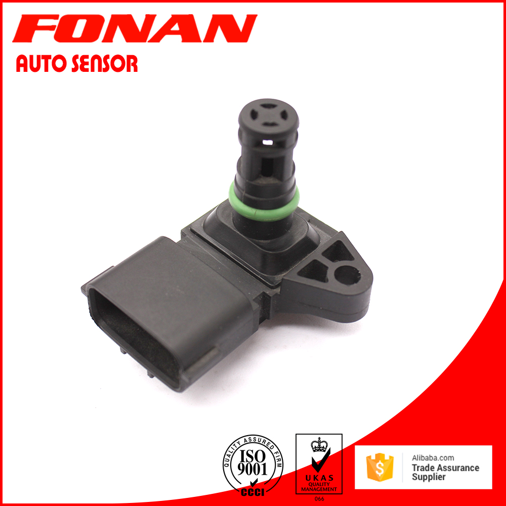 4Bar MAP TMAP Intake Air Manifold Absolute Pressure Sensor For Renault Peugeot 405 Kia Pride Hyundai Citroen WK96841 2045431