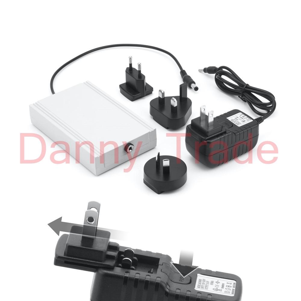 AC100V-240V/DC12V-16.8V sauerstoff konzentrator 3L/MIN 32 w power wiederaufladbare Sauerstoff Generator home & auto ladegerät mit batterie