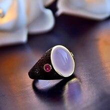 Красивые кольца с большим овальным розовым камнем красивые ювелирные