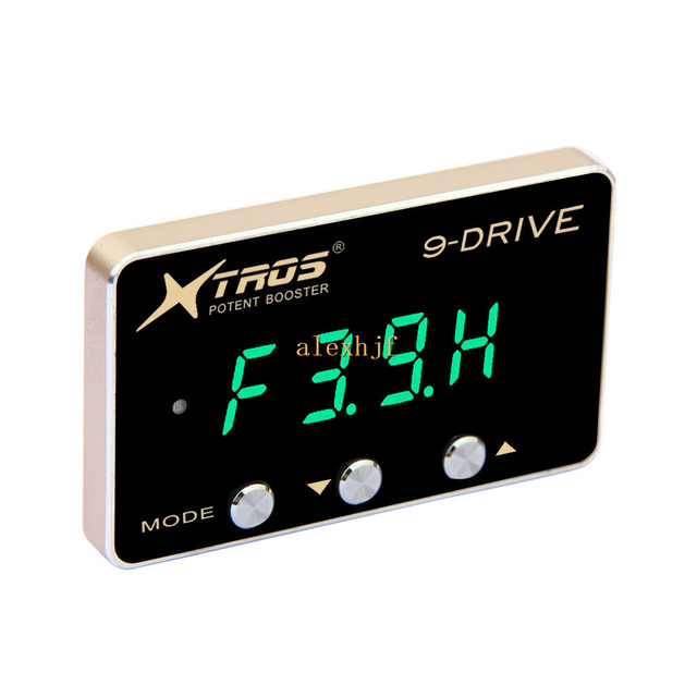 TROS octava 9-Drive TP-979 Electronic Throttle Controller 5mm display de $ number dígitos para Land Rover Discovery 3 Range Rover 2005 ~ 09