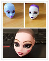 10pcs/lot Heads for Monster toys High dolls,doll accessories for  Monster inc Hight doll,diy doll heads