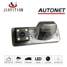 JiaYiTian câmara de visão traseira Para Volkswagen VW T4 Multivan Transporter Caravelle Negócio CCD de Visão Noturna Câmera Reversa