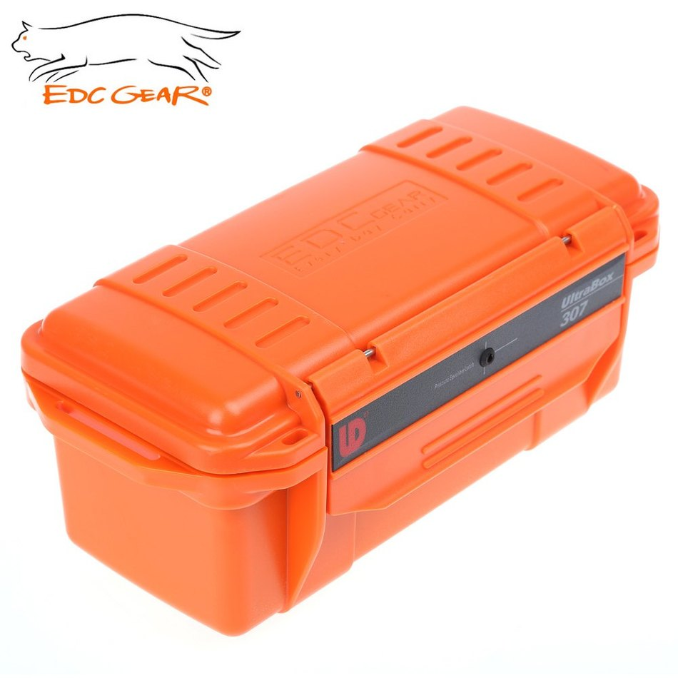 waterproof storage containers edcgear waterproof shockproof survival storage edc gear 10560