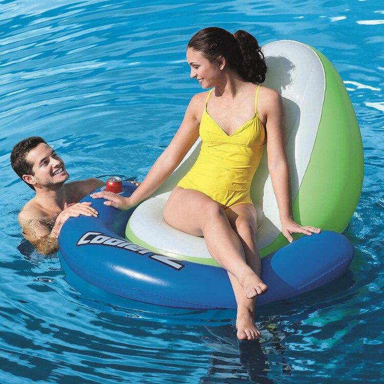 2019 unisexe gonflable radeau PVC eau hamac piscine accessoires plage flotteur gonflable Air matelas eau jouets pour fête