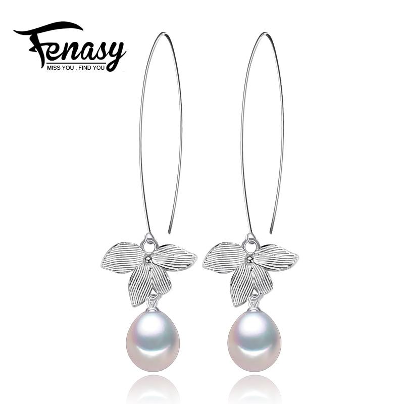 dc92e5fb890b ΞFantasy hoja joyería de perlas
