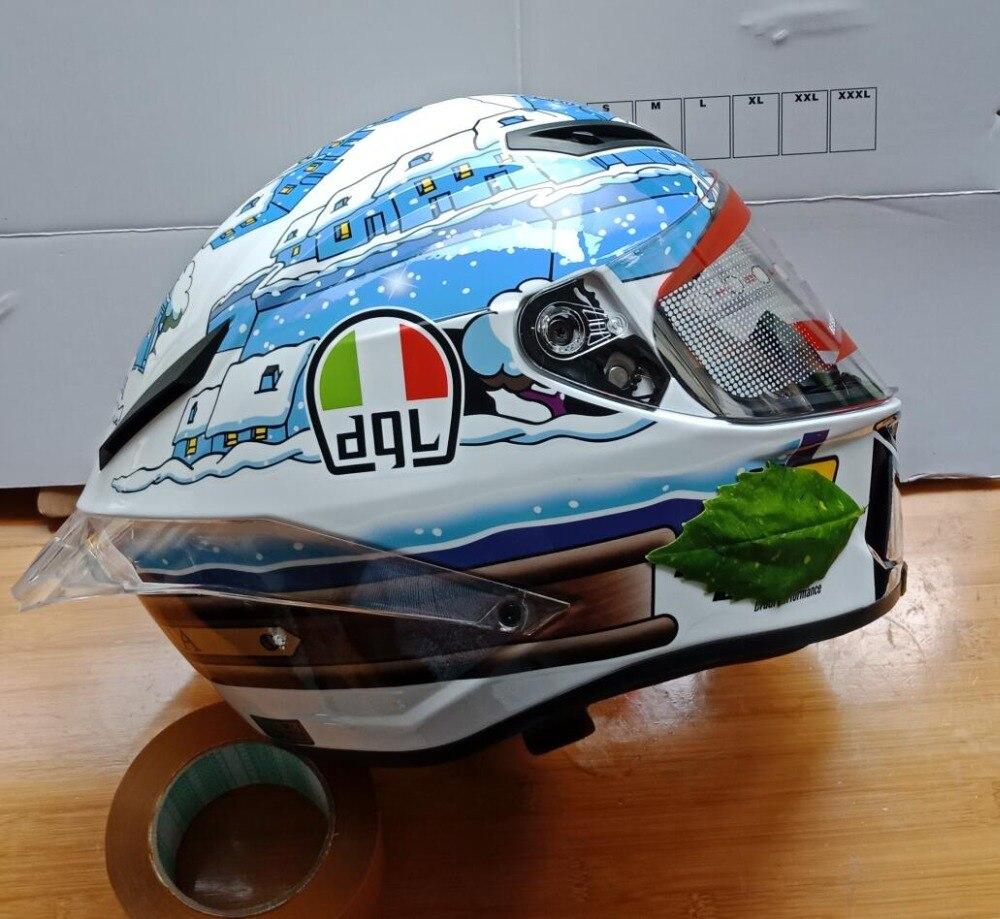 2019 nouveau casque intégral de moto dql