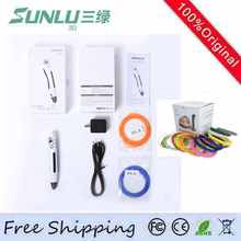 3D Pen 5TH Generation Simplest For Kids Creative Painting 3D Printing Pen USB PORT 1.75MM ABS/PLA Filaments Best Christmas Gift