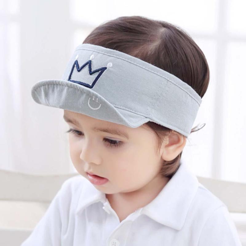 New Toddler Kids Infant Sun Cotton Cap Summer children Baby Girls Boys Sun Beach Hat Baby Hat Beanie A5