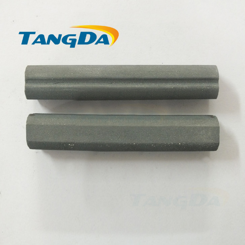 <font><b>18</b></font>*100mm ferrite bead cores rod core OD*<font><b>HT</b></font> <font><b>18</b></font> 100 mm soft SMPS RF ferrite inductance HF welding magnetic bar High frequency image
