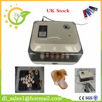 New LED Display 24 Chicken Mini Eggs Incubator Automatic Egg Duck Poultry Digital Temperature Controllers Incubators