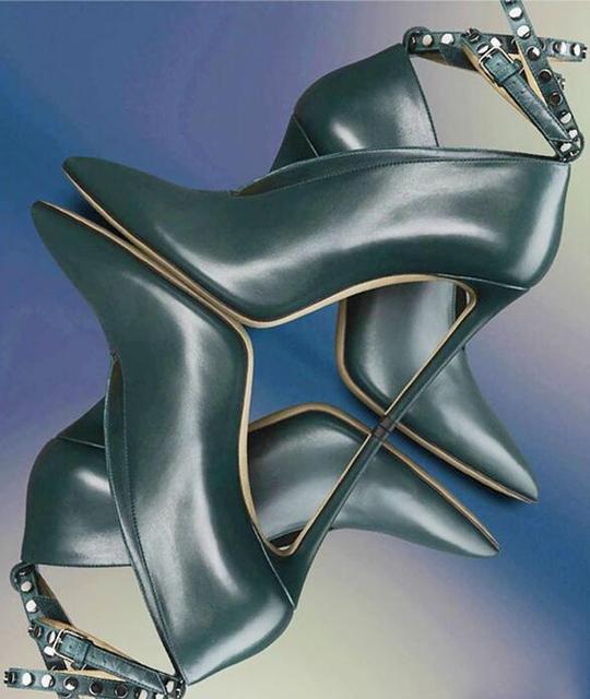 Yeni Kadın Streç Saten Sivri Burun Çorap Monte yarım çizmeler Yaz Bayanlar Gladyatör Kitten Topuklar Bottine Ayakkabı