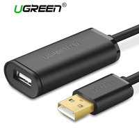 Ugreen USB Extension Cable Male To Female USB 3 0 Cable 5M 10M 20M 30M Signal
