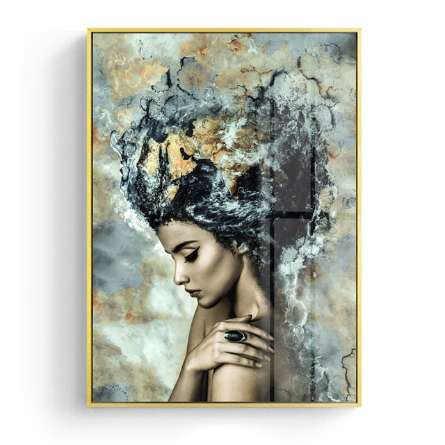 Wall Art Canvas Painting Nordic Picture Home Decoration for Living Room