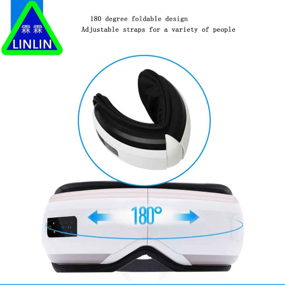 LINLIN New wireless Bluetooth eye massager electric eye protection instrument eye massager student eye protection