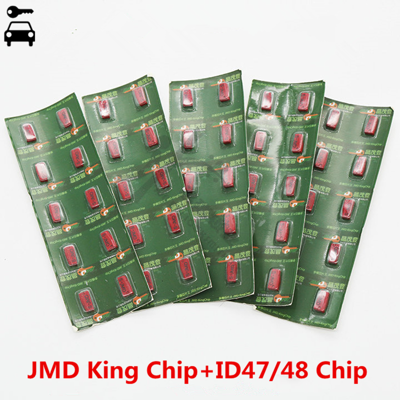 Original JMD Super Red Chip JMD Handy Baby Key Copier JMD Copy Chip for CBAY Clone