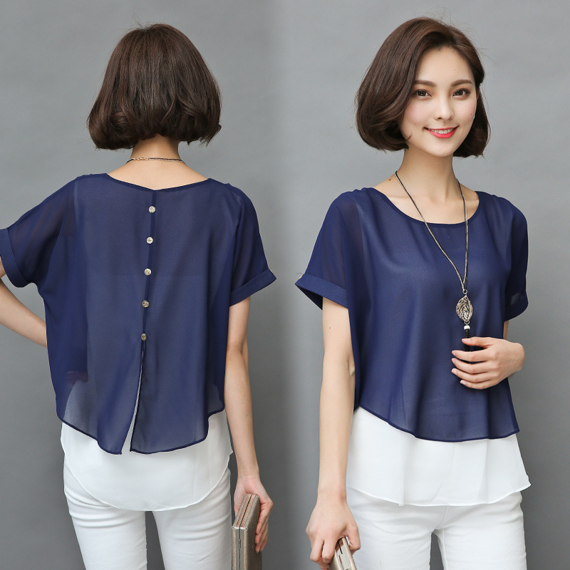 Cool Detailed Picture About Blusas Women Blouses Plus Size 3XL Casual 2017