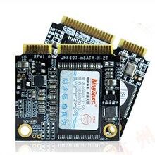 KingSpec половина mSATA SSD 32 ГБ 64 ГБ 128 ГБ 256 ГБ для ASUS S46C K46 Dell Vostro 5460 для Gigabyte GA-B75N ASRock Z87E-ITX жесткий диск