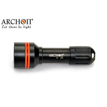 Original ARCHON  D11V Snorkeling Cree 860LM 100m Diving Flashlight Video Light Troch Underwater