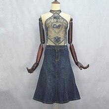 XL-7XL spódnice spódnice rozmiar