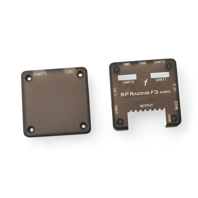 High Quality Pro SP Racing F3 Flight Controller Protective Box Flight Controller Board Protective Shell Case Protector F17518